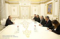 Վարչապետը ՀՀ-ում Շվեյցարիայի դեսպանի հետ քննարկել է հայ-շվեյցարական համագործակցության օրակարգին վերաբերող հարցեր