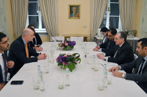 Implementation of Armenia-EU agreement opens new opportunities for cooperation: Armenia's FM meets with Dutch counterpart