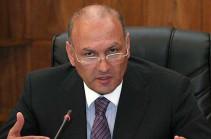 NSS summons ex SRC Gagik Khachatryan