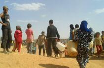 Не менее восьми детей погибли за последний месяц в лагере Рукбан в Сирии