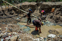 Վենեսուելայում շարունակում են գանձեր որոնել