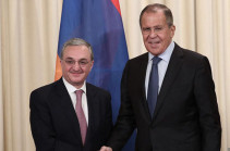 Armenian, Russian FMs meet in Munich