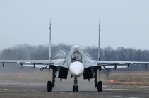 Armenia plans to purchase 12 SU-30SM fighter jets from Russia: DM