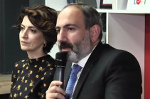 I became fugitive out of the blue and now I became Prime Minister out of the blue: Pashinyan