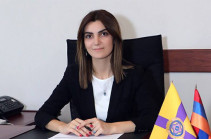 Etchmiadzin mayor knows initiator of signature gathering against her, does not treat the process seriously
