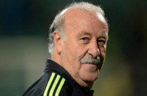 Renowned Spanish coach Vicente Del Bosque to visit Armenia