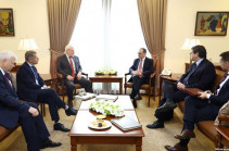 OSCE Minsk Group- co-chairs arrive in Yerevan