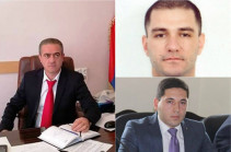 Armenian PM dismisses deputy governors of Gegharkunik, Lori and Tavush regions
