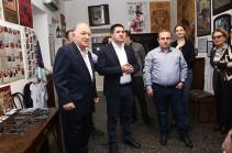 При поддержке Ucom музей Параджанова предоставляет услуги аудиогида