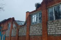 Մերձմոսկվայում փլուզվել է դպրոցներից մեկի ճաշարանի տանիքը