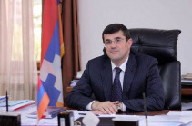 Араик Арутюнян освобожден с должности советника президента Карабаха