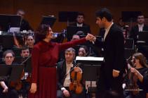 Աշխարհահռչակ սոպրանո Հասմիկ Պապյանի և Հայաստանի պետական սիմֆոնիկ նվագախմբի ելույթով մեկնարկեց Հայ կոմպոզիտորական արվեստի 10-րդ հոբելյանական փառատոնը