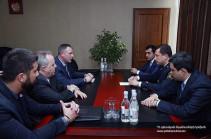 ԱՄՆ մասնագետները իրենց աջակցությունն են առաջարկել Հայաստանում թմրանյութերի դեմ պայքարին