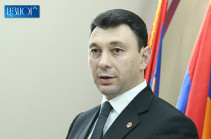 "Time to say ""good-bye"" will also come: Sharmazanov to Pashinyan"
