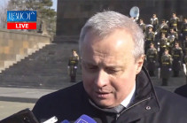 Armenians had big role in formation of Russian armed forces: Russian ambassador