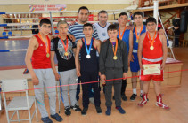 Գեղարքունիքի մարզը բոյկոտում է բռնցքամարտի Հայաստանի երիտասարդական առաջնությունը
