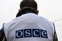 OSCE conducts Monitoring on the Border of Artsakh and Azerbaijan