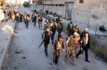 Около 40 тысяч сирийских боевиков получили амнистию от правительства