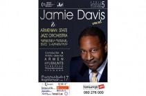 Հայտնի ջազ վոկալիստ Ջեյմի Դեվիսը հանդես կգա Հայաստանում