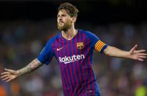 Месси побил рекорд Хави по победам (477) в составе «Барселоны»