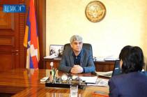 Встречались с Сержем Саргсяном, поговорили о жизни и здоровье, но выборы не обсуждали – Виталий Баласанян (Видео)