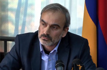 Sasna Tsrer offers making Artsakh Armenia's region to prevent it from sharing Abkhazia's fate: Zhirayr Sefilyan