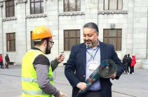 Ձեր թասիբով ցավը տանեմ, ես ընդամենը ուզում եմ, որ Երևանը համաչափ զարգանա. Վիկտոր Մնացականյան