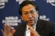 Экс-президента Перу задержали в Калифорнии