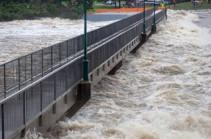 В США три человека погибли в результате наводнений