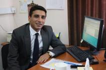 Արման Օսիկյանը նշանակվել է Կադաստրի «գրասենյակների վարչության» պետ