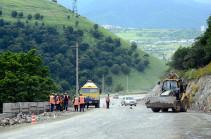 Վանաձոր-Ալավերդի-Վրաստանի սահման (Մ6) միջպետական ավտոճանապարհին իրականացվելու են պայթեցման աշխատանքներ