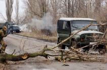 В Луганске произошел взрыв