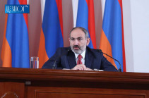 Projects with EU may be implemented on the account of state debt growth: Pashinyan