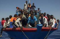 Власти Италии запретили заход очередному судну с мигрантами
