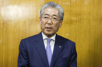 Tokyo 2020 Games: Japan Olympics chief Tsunekazu Takeda quits