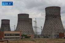 Armenian Nuclear Power Plant to stop operating for 110 days