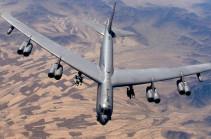 ԱՄՆ-ն Եվրոպա է տեղափոխել B-52 ռազմավարական վեց ռմբակոծիչ