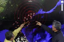 На ядерном полигоне КНДР произошло землетрясение