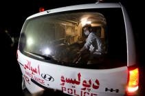 Число погибших при взрыве в Кабуле возросло до шести