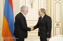 Обсуждены перспективы углубления сотрудничества между Арменией и Швецией