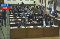 Yerevan budget to grow by 10 billion AMD