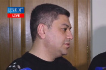 Недоволен работой правоохранительных органов, особенно работой СНБ – Артур Ванецян