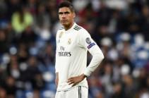 Варан сказал партнерам по «Реалу», что хочет уйти летом
