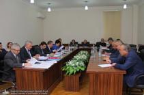 Գումարվել է Արցախի Հանրապետության ԱԺ պետական-իրավական հարցերի մշտական հանձնաժողովի նիստ