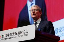 В Apple призвали Китай стать более открытым ради мировой экономики