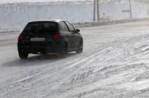 МЧС Армении: На территории республики есть труднопроходимые и закрытые дороги