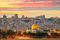 Ռումինիան և Հոնդուրասը  հայտարարել են Երուսաղեմն Իսրայելի  մայրաքաղաքը ճանաչելու մասին