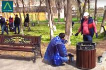 Ամերիացիները՝ համապետական շաբաթօրյակին (տեսանյութ)