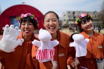 Ճապոնիայում բացվել է Ֆինլանդիայի տարածքից դուրս մումի-տրոլների առաջին խոշոր ժամանցի այգին (Տեսանյութ)