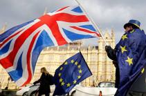 ԵՄ-ն ավարտել է ապրիլի 12-ի հնարավոր «կոշտ» Brexit-ին նախապատրաստությունը